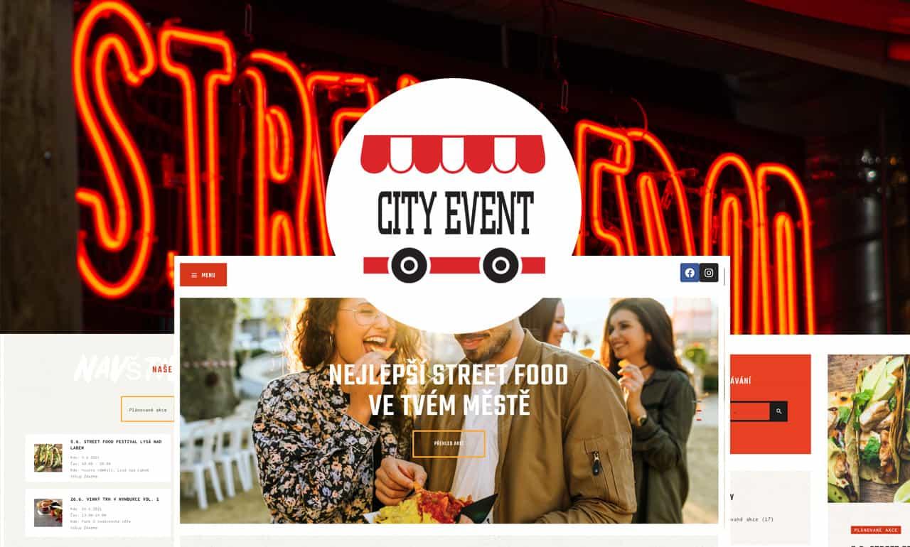 CITY EVENT street food festival